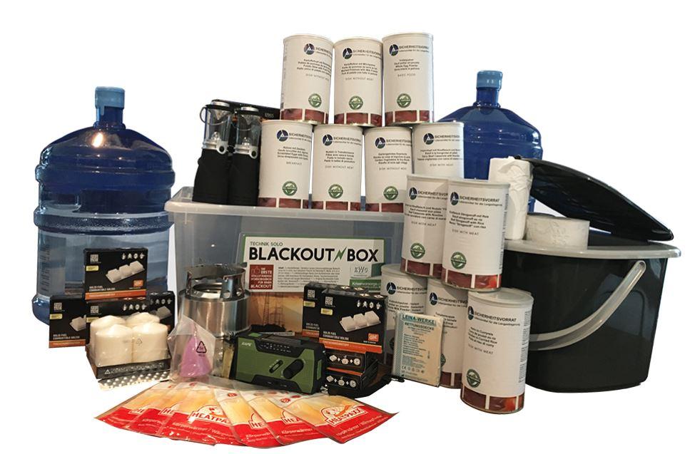 Blackoutbox Premium 30