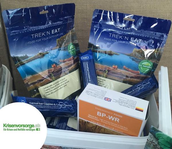 Lebensmittelpaket 7-10 Tage