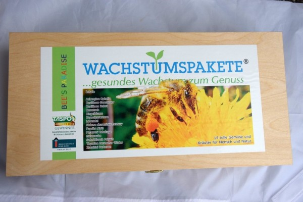 BEE's Paradise - Saatgut für Mensch und Biene
