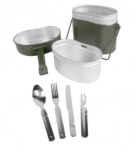 Bundeswehr Essgeschirr-Set