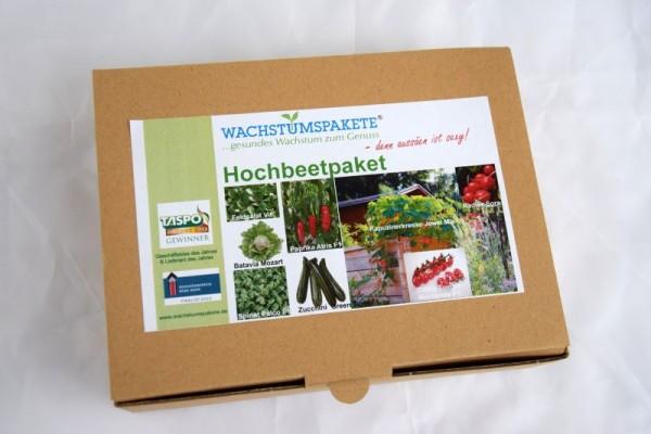 Hochbeet - Saatgutpaket