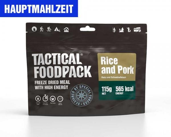 Plov - Reisgericht mit Tomaten | Rice and Pork