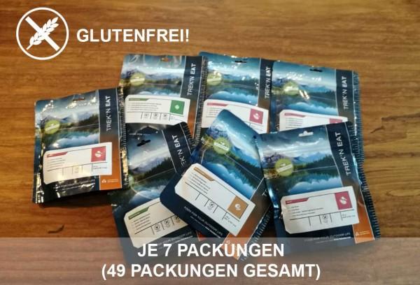 30 Tage Paket glutenfrei