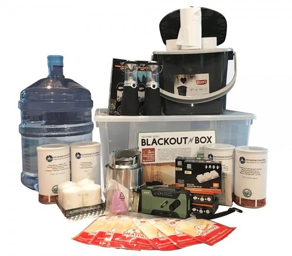 Blackoutbox PREMIUM Zusatzpaket