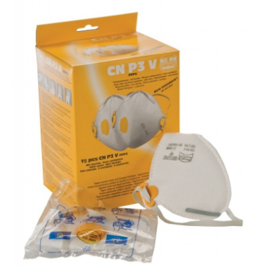 Feinstaubmasken P3 (Grippemasken) | 15 Stk.