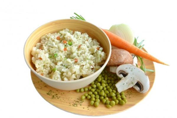 GEMÜSERISOTTO - vegetarisch - glutenfrei