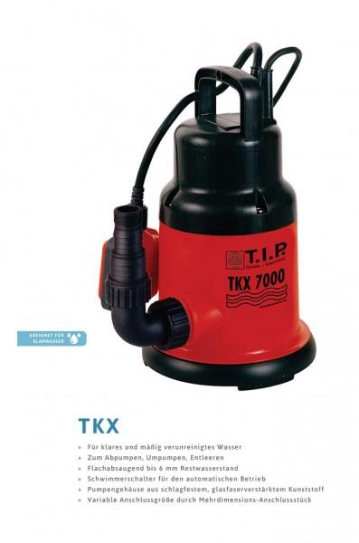 Klarwassertauchpumpe - TKX7000