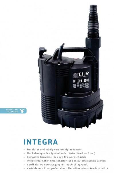 Drainagetauchpumpe - INTEGRA8000