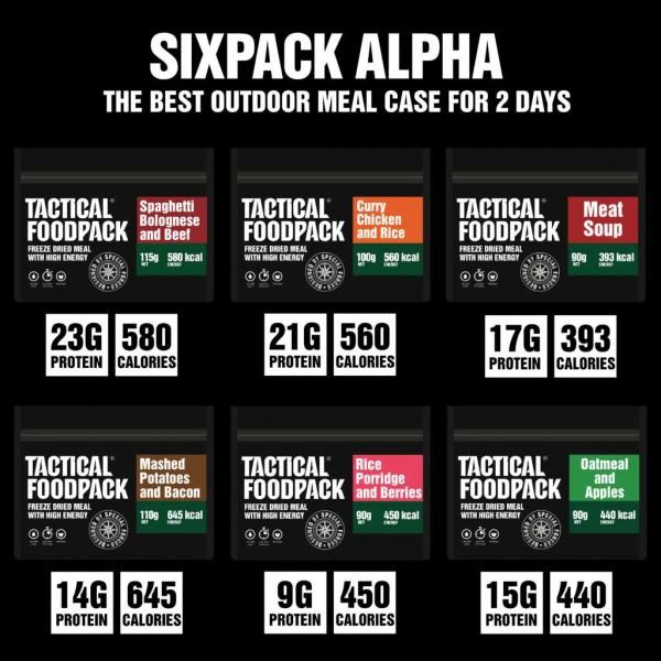 Six Pack ALPHA