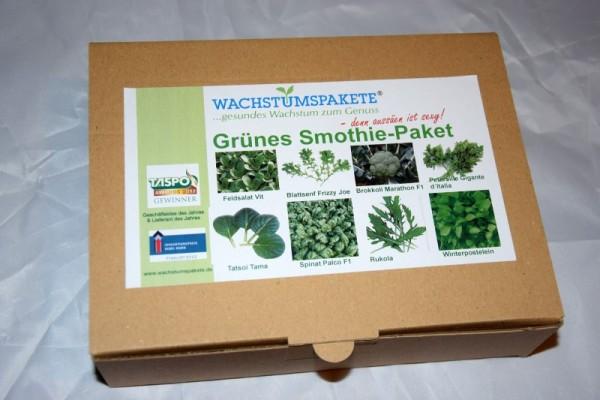 Grünes Smoothie - Saatpaket