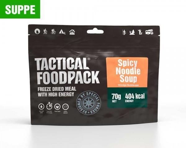Würzige Hähnchen-Nudelsuppe | Spicy Noodle Soup