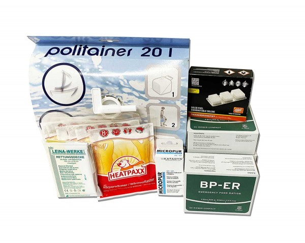 Blackoutbox BASIC Zusatzpaket