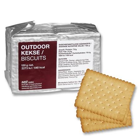 Outdoor Kekse Biscuit (11 Pkg)