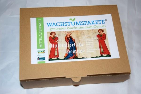Saatgutbox - Mittelalterliches Gemüse