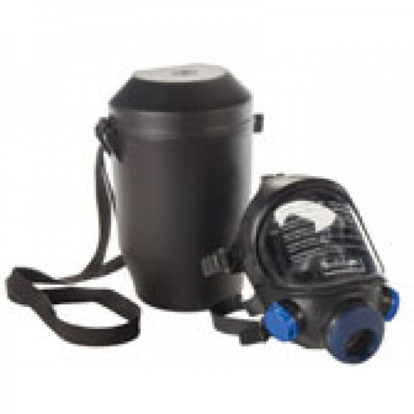 Aufbewahrungs- und Tragedose für Atemschutzmaske Selecta